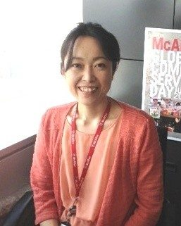 Ms Tokiko Tanaka, Human Resources, McAfee Japan